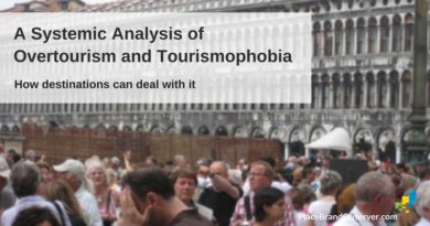 What causes overtourism and tourismophobia? Systemic analysis