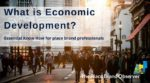 what is economic development